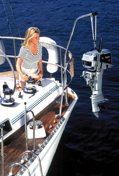 Davits Davit Systems For Inflatable Boats
